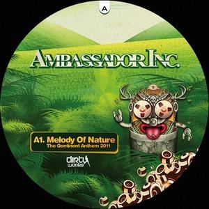 AMBASSADOR INC - Melody Of Nature EP