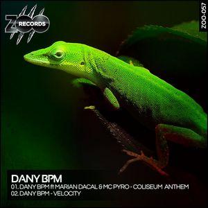 DANY BPM feat MC PYRO/MARIAN DACAL - Coliseum Anthem