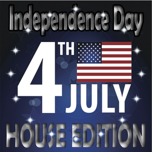 VARIOUS - Independence Day House Edition: Best Of Club Traxx 4th Of July