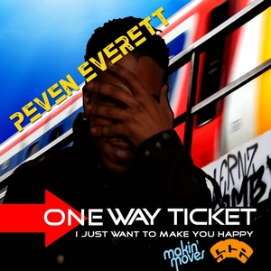 EVERETT, Peven - One Way Ticket