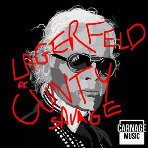 SUPER ELECTRIC PARTY MACHINE feat CUNTY SAVAGE - Lagerfeld