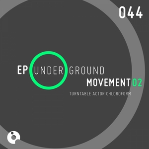 TURNTABLE ACOR CHLOROFORM - Underground Movement 2