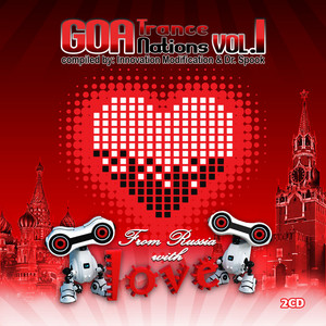 VARIOUS - Goa Trance Nations Vol 1 (From Russia With Love)