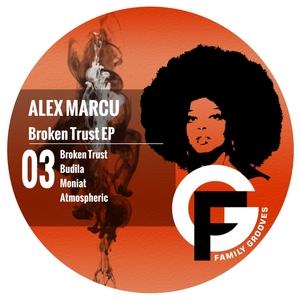 MARCU, Alex - Broken Trust EP