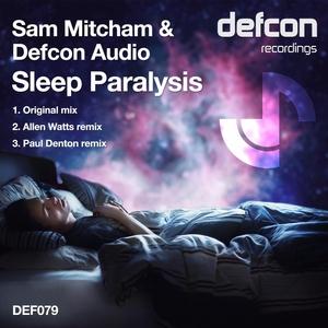 MITCHAM, Sam/DEFCON AUDIO - Sleep Paralysis