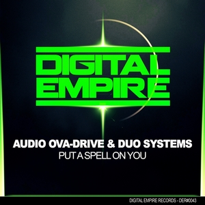 AUDIO OVA DRIVE/DUO SYSTEMS - Put A Spell On You EP