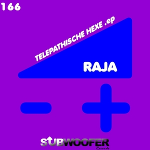RAJA - Telepathische Hexe