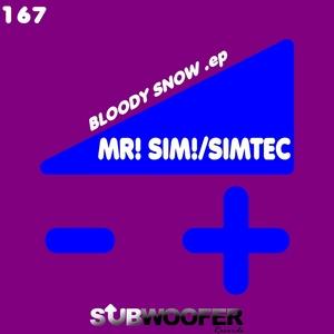 MR SIM/SIMTEC - Bloody Snow