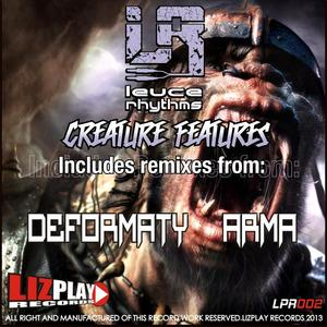 LEUCE RHYTHMS - Creature Features