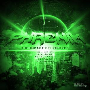 PHRENIK - The Impact EP (remixed)