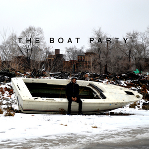 KMFH/KYLE HALL - The Boat Party