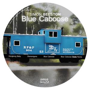 BEESTON, Simon - Blue Caboose