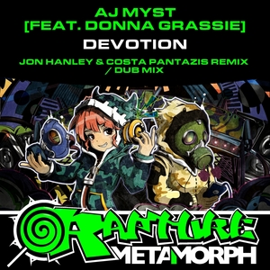 AJ MYST feat DONNA GRASSIE - Devotion