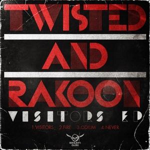 TWISTED/RAKOON - Visitors EP