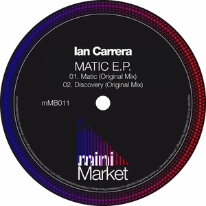 CARRERA, Ian - Matic EP