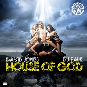 JONES, David/DJ FALK - House Of God