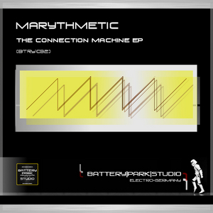 MARYTHMETIC - The Connection Machine EP