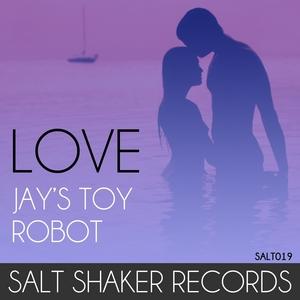 JAYS TOY ROBOT - Love