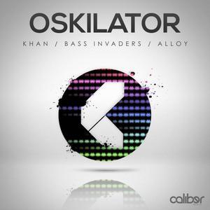 OSKILATOR - Bass Invaders EP