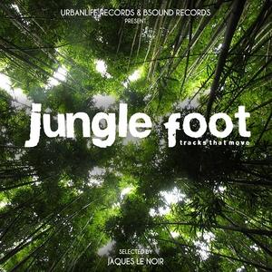 LE NOIR, Jaques/VARIOUS - Jungle Foot: Tracks That Move (selected by Jaques Le Noir)