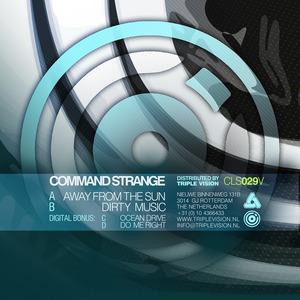 COMMAND STRANGE - Dirty Music EP