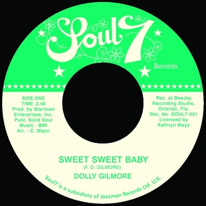 GILMORE, Dolly - Sweet Sweet Baby