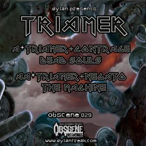 TRIAMER & CONTRAGE/TRIAMER & NEGATO - Dead Souls