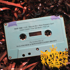 FISCHER, Max/DOWNTOWN JAMES BROWN - The Tape Over