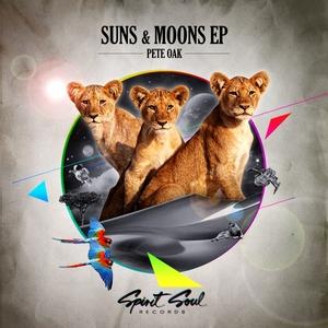OAK, Pete - Suns & Moons EP