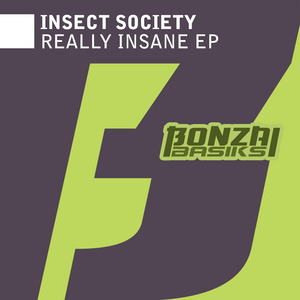 INSECT SOCIETY - Really Insane EP