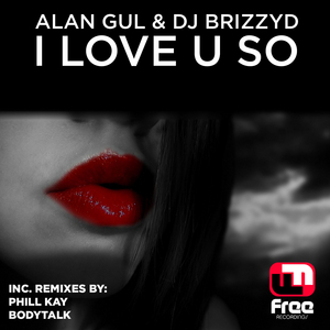 GUL, Alan/DJ BRIZZYD - I Love U So
