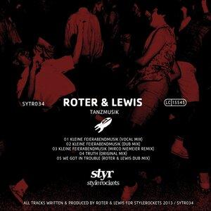ROTER & LEWIS - Tanzmusik