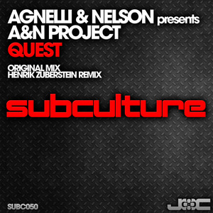 AGNELLI/NELSON presents A&N PROJECT - Quest