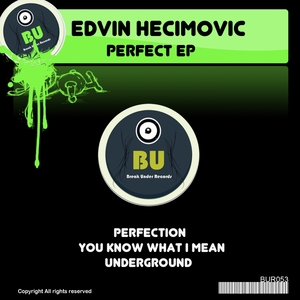 HECIMOVIC, Edvin - Perfect EP
