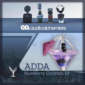 ADDA - Blueberry Cocktail