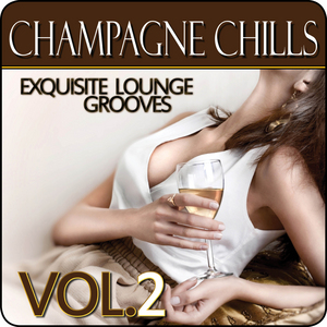 CHAMPAGNE CHILLS/VARIOUS - Champagne Chills: Exquisite Lounge Grooves Vol 2 (unmixed tracks)