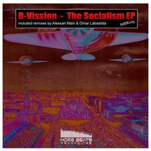 D VISSION - The Socialism EP