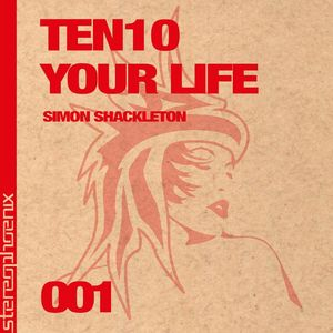 SIMON SHACKLETON - Stereophoenix 001