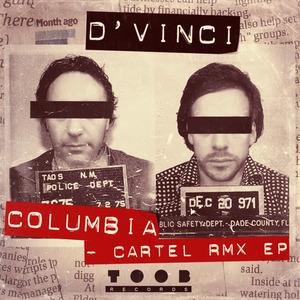 D'VINCI - Columbia (remixes)