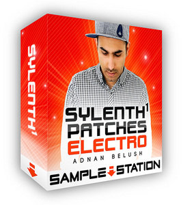 SAMPLE STATION - Sylenth1 Patches Electro (Sample Pack Sylenth1 Presets)