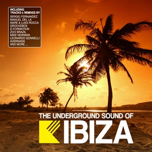 VARIOUS - The Underground Sound Of Ibiza
