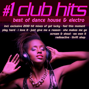 VARIOUS - #1 Club Hits 2013: Best Of Dance House & Electro