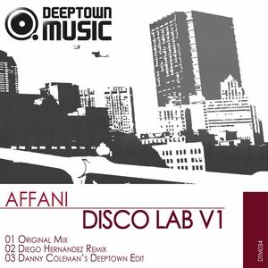 AFFANI - Disco Lab V1