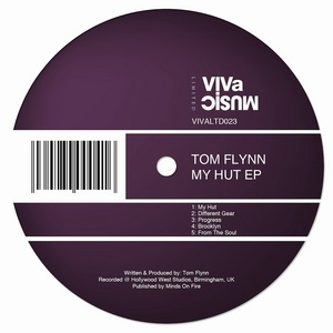 FLYNN, Tom - My Hut EP