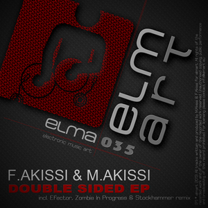F AKISSI/M AKISSI - Double Sided EP