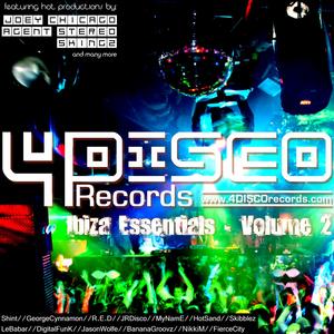 VARIOUS - 4Disco Records Ibiza Essentials Vol 2
