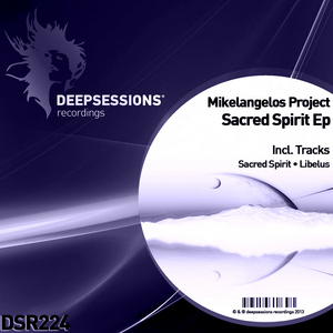 MIKELANGELOS PROJECT - Sacred Spirit EP