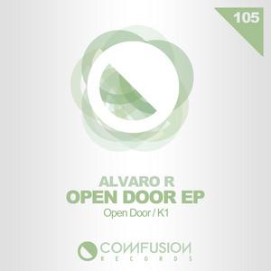 ALVARO R - Open Door EP