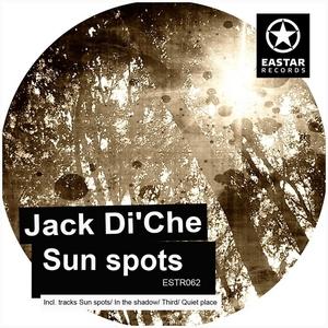 DICHE, Jack - Sun Spots EP