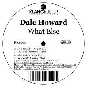 HOWARD, Dale - What Else